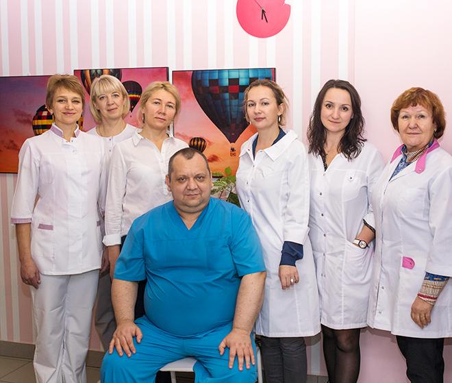 Специалисты медицинского центра «Академия Здоровья»
