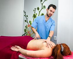 Лечебный массаж в Академии Здоровья